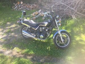 1982 Honda Nighthawk 750 Project Bike