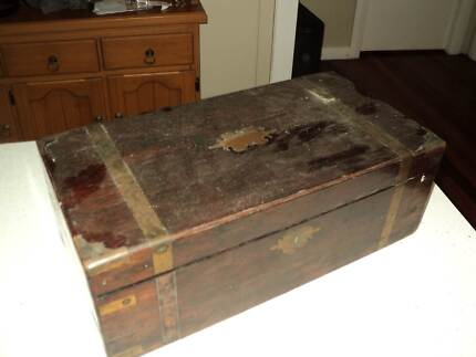 Antique Writing Box late 1800s