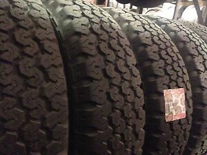 205/16 LT Bridgestone tyres Welshpool Canning Area Preview