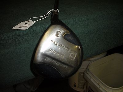 Square Two Golf Light   Easy Iii   17 4 S S  16  Fairway 3 Wood   A118