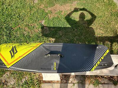 2018 Naish Drive Kiteboard 138 41.5cm CARBON