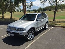 BMW X5 2005 V8 SUV Ipswich Ipswich City Preview