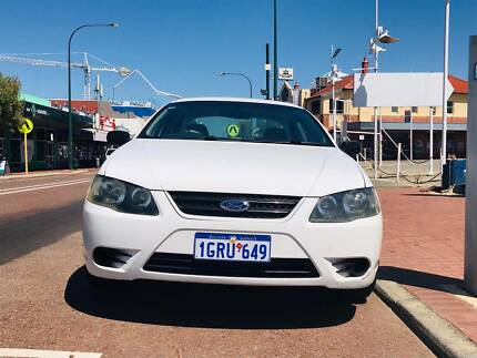 2006 FORD FALCON XT (LPG) Victoria Park Victoria Park Area Preview