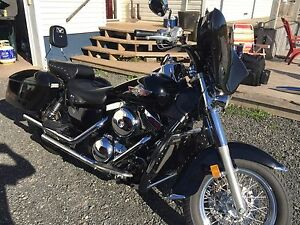2005 Kawasaki Vulcan Classic 1500 FI REDUCED FOR QUICK SALE