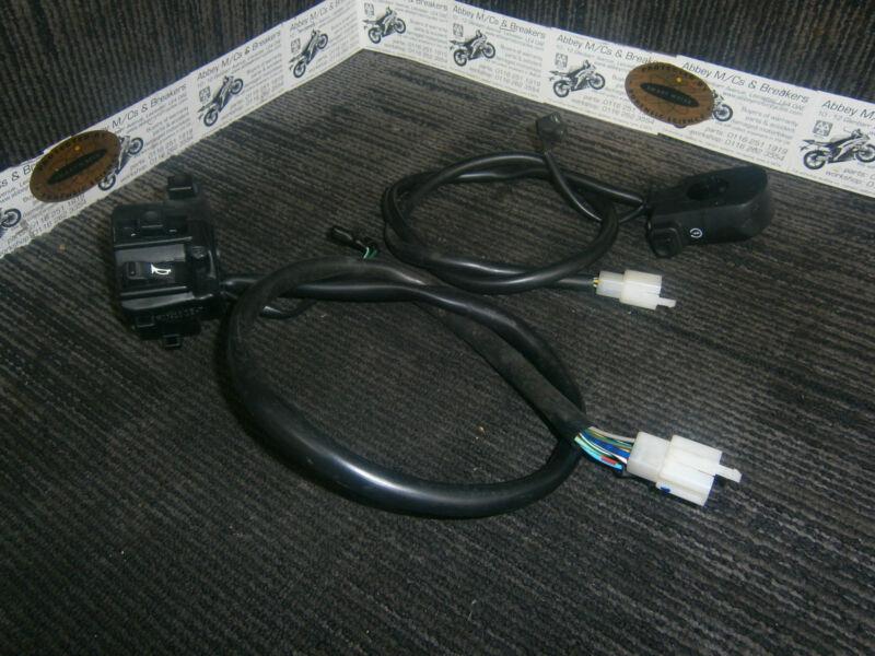 HONDA CBF125 2013 handlebar switches LHS & RHS  control switch gears