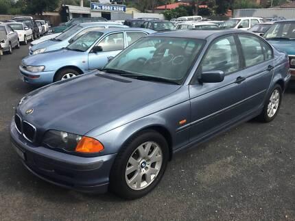1999 BMW 318i Auto Sedan REG & RWC Oakleigh East Monash Area Preview