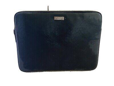 Kate Spade Black Laptop Case