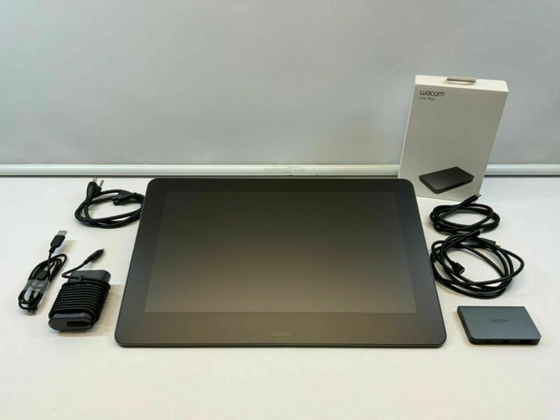 Wacom Cintiq Pro 16 UHD Creative Touch Display + NEW Wacom Link Plus