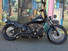 Harley Davidson Custom Softail Full Makeover O'Connor Fremantle Area Preview