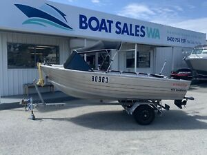 Stacer 420 Seahorse 2002 model
