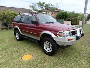 2002 Mitsubishi Challenger Wagon Lake Cathie Port Macquarie City Preview
