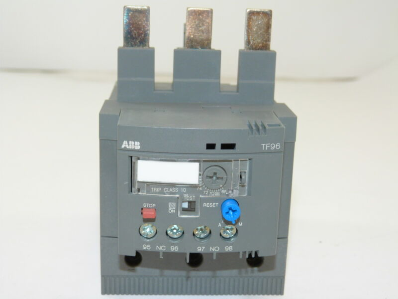 ABB TF96-78 Thermal Overload Relay 65-78a NEW 1yr Warranty