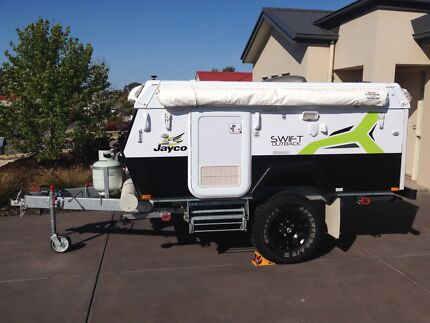 Jayco Swift Outback 2015 Off-road Camper Trailer