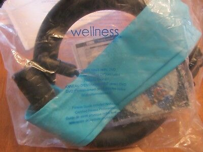 NEW-Avon-Wellness Fitness Ring with 20 Minute Training DVD- Toning
