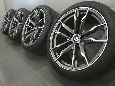 19 Zoll Sommerräder original BMW Z4 G29 Roadster 8089878 8089879 M800 (A258) gebraucht kaufen  Groß Kordshagen