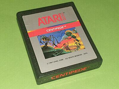 Centipede Atari 2600 VCS Game Cartridge - Atari (Silver Label)
