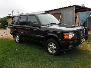 FOR SALE or SWAP 1996 Range Rover HSE V8 4.6 168,000kms Griffith Griffith Area Preview