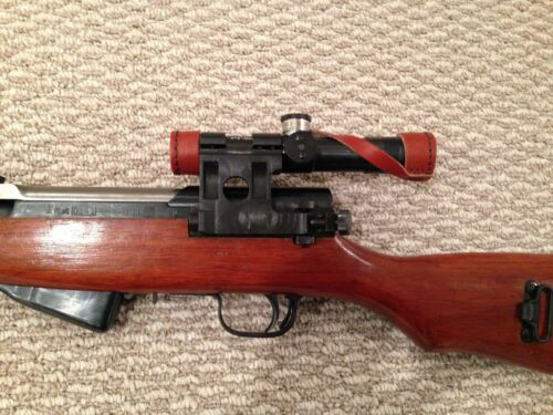 All steel PU sniper scope combo for SKS Russian Chinese Yugo SKS
