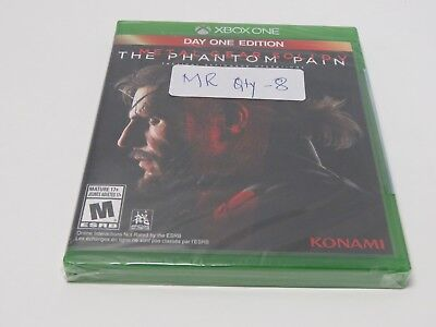 Metal Gear Solid V: The Phantom Pain -- Day One Edition (Microsoft Xbox One) MR0