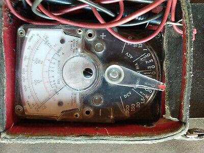 Triplett 310-d Bell System Hand Held Vom Telco Ks-16979-l1