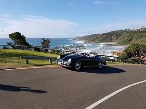 Porsche 356 apal  replica Port Douglas Cairns Surrounds Preview