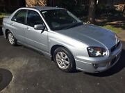 Subaru Impreza MY03 RX Adelaide CBD Adelaide City Preview