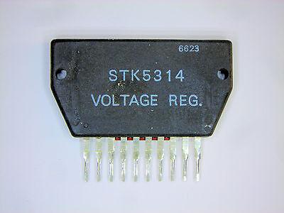 Stk5314 Original Sanyo Voltage Regulator Ic 10p Sip 1 Pc