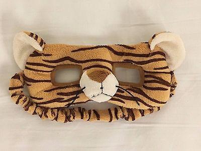 Lakeshore - Tiger Eye/Face Mask - Halloween Costume - Child Size - Tiger Face Halloween Costume
