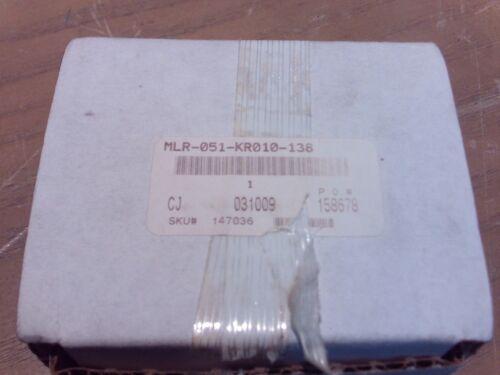 Miller MLR-051-KR010-138 1-3/8 Pneumatic Rod Kit, Iron Gland 1J-1417-E7