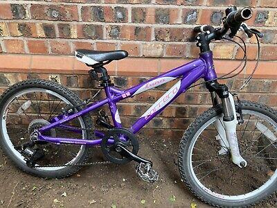 "Carrera Luna 20"" Girls Kids Hardtail Mountain Bike Light Good Condition"