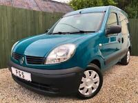 2006/06 RENAULT KANGOO 1.5DCI AUTHENTIQUE 68BHP MPV SORRY SOLD
