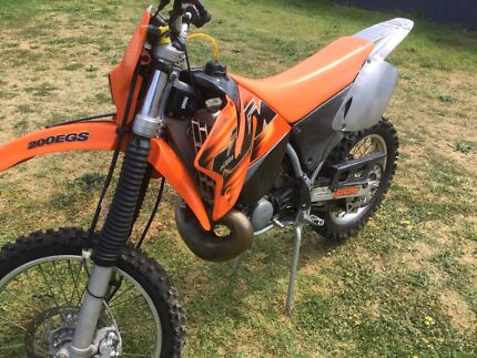 Ktm egs  Sandy Hollow Muswellbrook Area Preview