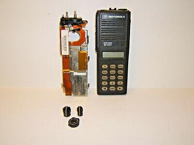 Motorola Mts2000 Mt2000 Jt1000 Refurb Housing W Display Uhf Vhf 800 Ntn7154a