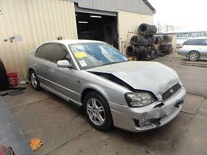 WRECKING / DISMANTLING 2002 SUBARU LIBERTY 2.5L AUTO North St Marys Penrith Area Preview