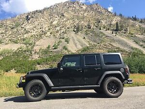 Jeep Wrangler Unlimited Sport 2012