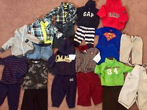 Boys size 3-6 months clothes/outfits
