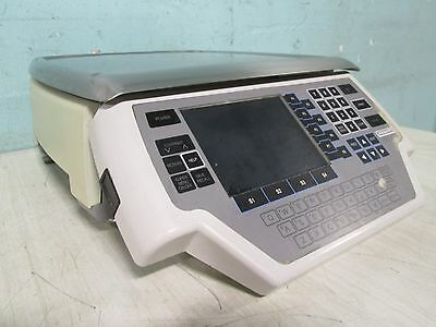 Hobart-quantum Suffix 1 Programmable Commercial Weight Scale Wlabel Printer