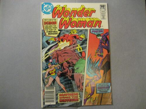 Wonder Woman #282 (1981, DC)
