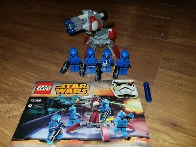 Lego Star Wars 75088 Senate Commando