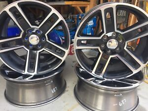 2016 Chevy Truck Rims