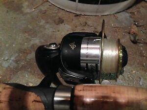 Fishing rod reels , excellent condition.25$ each
