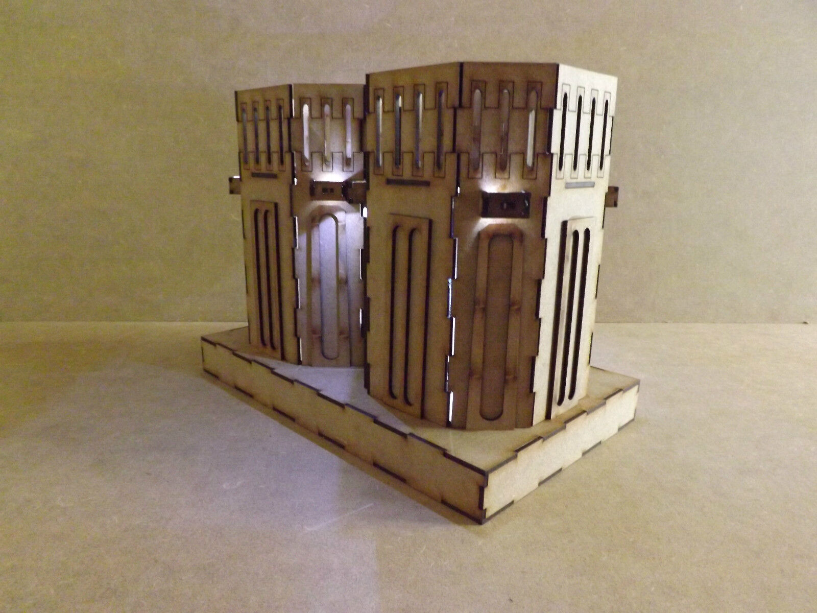 Reactor Cores Led MDF warhammer 40k/wargame/infinity building/terrain  #63472E 1600x1200