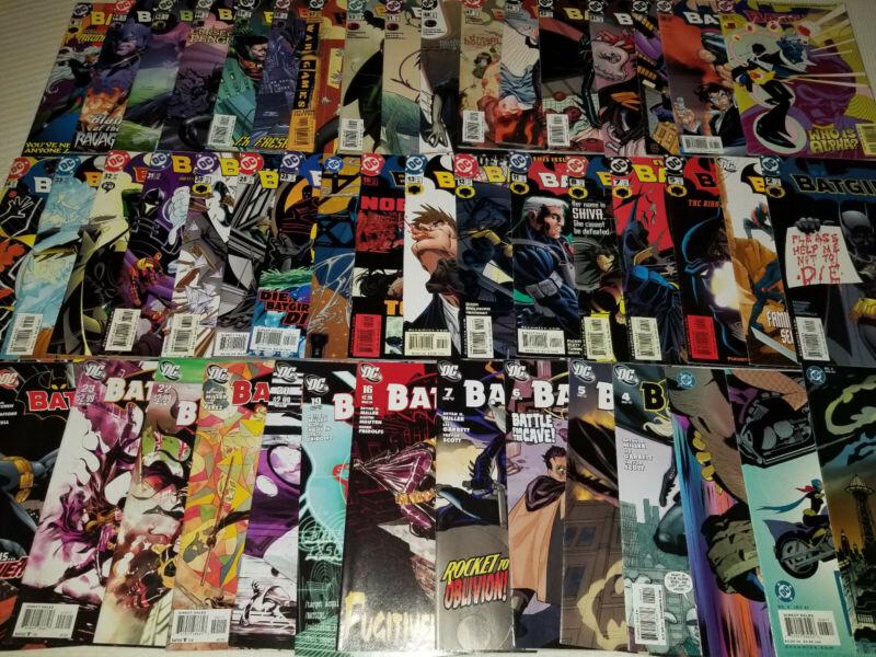 BATGIRL comic book lot of 43 issues Year 1 vol 2 3 BATMAN ROBIN DC hc sc tpb tp