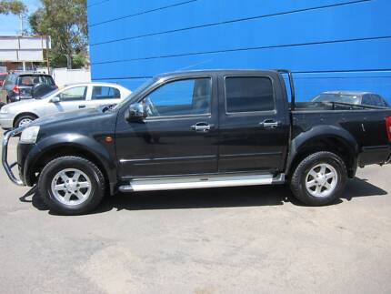 2011 Great Wall V240 Ute - Manual Fyshwick South Canberra Preview