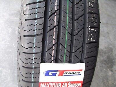 4 New 195/65R15 GT Radial Maxtour All Season Tires 1956515 65 15 R15 65R 580AB