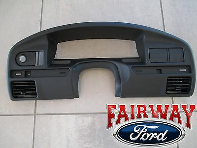 92 & 93 Bronco F-150 F-250 F-350 OEM Ford Instrument Cluster Dash Panel (Ford Bronco Dash)