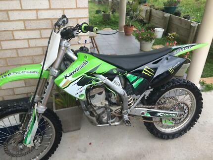 07 Kawasaki race bike / consider swaps Muswellbrook Muswellbrook Area Preview