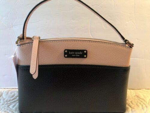 NEW! New Kate Spade New York Jeanne Crossbody handbag Warm V