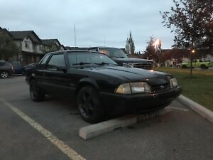 1990 Ford Mustang LX Coupe 5.0L 5spd