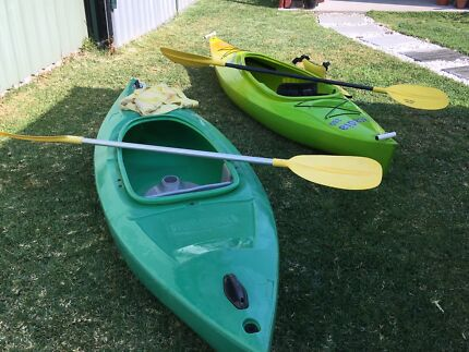 Kayaks for sale - will sell separately